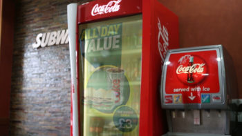 Coca-Cola Displays